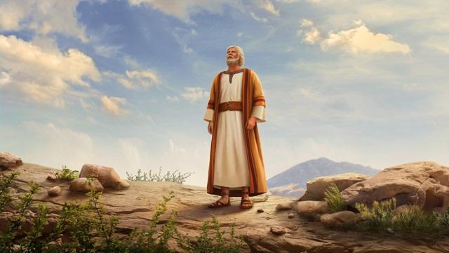 亞伯拉罕生平-亞伯蘭蒙神呼召