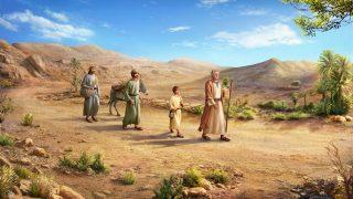亞伯拉罕的故事-亞伯拉罕獻以撒
